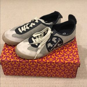 Tory Burch tennis shoe - Navy
